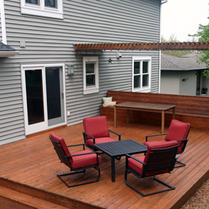 Deck Staining and Sealing Grand Rapids, MI